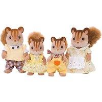 Sylvanian Families Walnut Squirrel Family