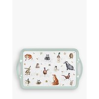 Pimpernel Wrendale Animals Tray, Large