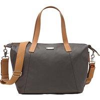 Storksak Noa Changing Bag, Chestnut Grey