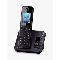 Panasonic KX-TGH220EB Digital Telephone and Answering Machine with Nuisance Call Control, Single DEC