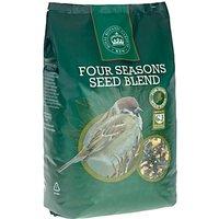Kew Gardens Four Seasons Bird Feed, 2kg