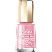 MAVALA Nail Polish, Pink Boudoir 112, 5ml