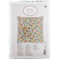 Rico Design Square Mosaic Pattern Embroidery Kit