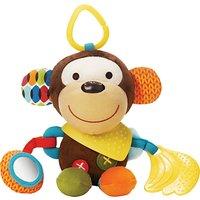 Skip Hop Bandana Buddies Monkey, Multi