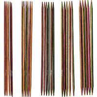 Knit Pro Double-Pointed Knitting Needle Set, 15cm