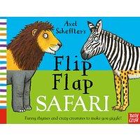 Flip Flap Safari Book
