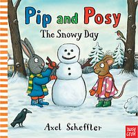 Pip & Posy: The Snowy Day Book