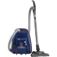 Sebo K1 Komfort Eco Cylinder Vacuum Cleaner, Blue