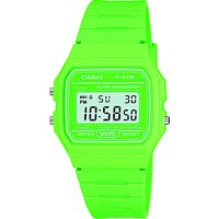 Casio Unisex Core Retro Casual Resin Strap Watch