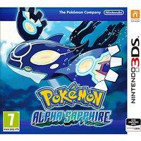 Pok ©mon Alpha Sapphire, Nintendo 3DS