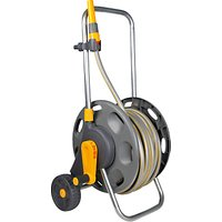 Hozelock 60 Portable Cart with Multi-Purpose Hose, 30m