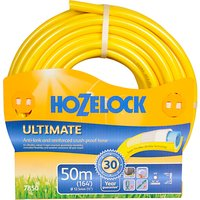 Hozelock Ultimate Crush-Proof Hose, 50m