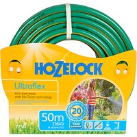 Hozelock Ultraflex Anti-Kink Hose, 50m