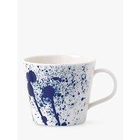 Royal Doulton Pacific Porcelain Splash Mug, Blue