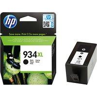 HP 934XL Ink Cartridge, Black, C2P23AE