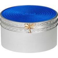 Vera Wang Silver Plated Treasures Box