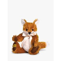 Merrythought Freddy Fox Soft Toy, H23cm