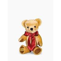 Merrythought London Gold Teddy Bear Soft Toy, Medium