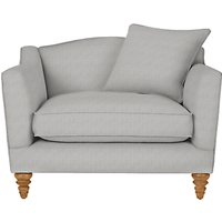 John Lewis Croft Collection Melrose Snuggler, Darwen French Grey