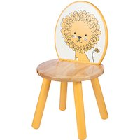 John Lewis Baby's Noah's Ark Lion Chair, Yellow
