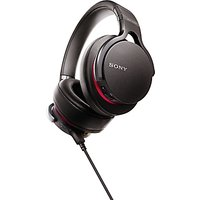 Sony MDR-1ADAC Full Size Headphones with Built-In USB DAC Amplifier, Black