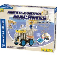 Thames & Kosmos Remote Control Machines Construction Kit