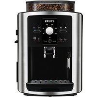 KRUPS EA801040 Espresseria Bean-to-Cup Coffee Machine, Stainless Steel