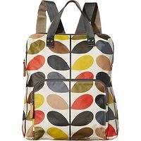 Orla Kiely Etc Classic Multi Stem Print Backpack, Multi