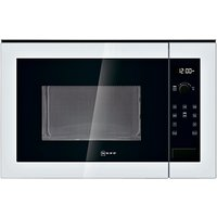 Neff H12WE60W0G Built-In Microwave, White
