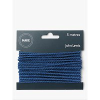John Lewis & Partners 3mm Twisted Cord, 5m