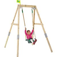 TP Toys TP302P3 New Forest Acorn Swing Frame Set with Quadpod