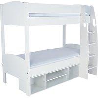 Stompa Uno S Plus Detachable Storage Bunk Bed