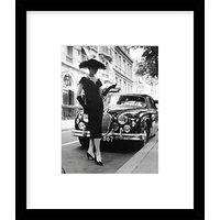 Getty Images Gallery Elegant Daywear Framed Print, H57 x W49cm
