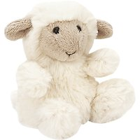 Jellycat Poppet Sheep Soft Toy, Tiny, Cream