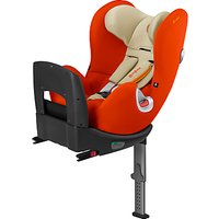 Cybex Sirona Group 0+/1 Baby Car Seat, Autumn Gold