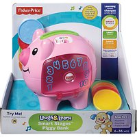 Fisher-Price Laugh & Learn Smart Stage Piggy Bank