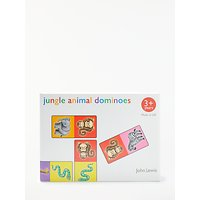 John Lewis Jungle Animal Dominoes Set