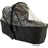 Mountain Buggy Duet Carrycot Plus Single Storm Cover, Black