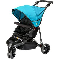 Out N About Little Nipper Pushchair, Marine/Black