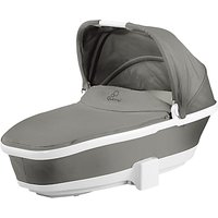 Quinny Foldable Carrycot, Grey Gravel
