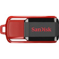 SanDisk Cruzer Switch USB 2.0 Flash Drive, 32GB