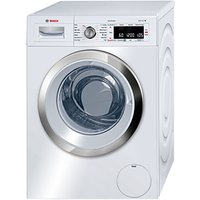 Bosch Logixx WAW32560GB Freestanding Washing Machine, 9kg Load, A+++ Energy Rating, 1600rpm Spin, White