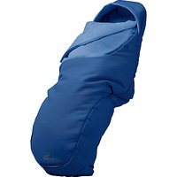 Quinny Footmuff, Blue Base