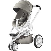 Quinny Moodd Pushchair, Grey Gravel