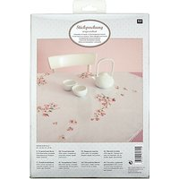 Rico Cherry Blossom Embroidery Kit, Multi