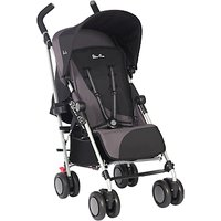 Silver Cross Pop Stroller, Black