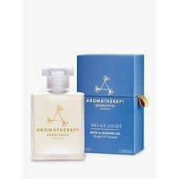 Aromatherapy Associates Relax Light Bath & Shower Oil, 55ml