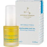 Aromatherapy Associates Hydrating Revitalising Face Oil, 15ml