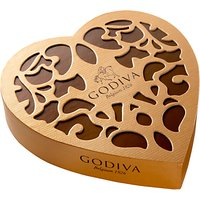 Godiva Coeur Iconique Chocolate Box, 150g