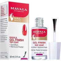 Mavala Gel Effect Nail Polish Top Coat, 10ml